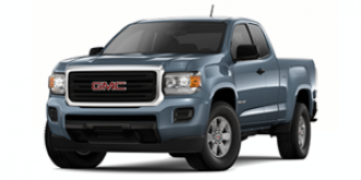 "2020 GMC Canyon Base Extended Cab 6'2"""